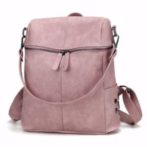 Mini Backpack - Blush
